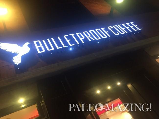 Bulletproof Coffee Shop in Santa Monica