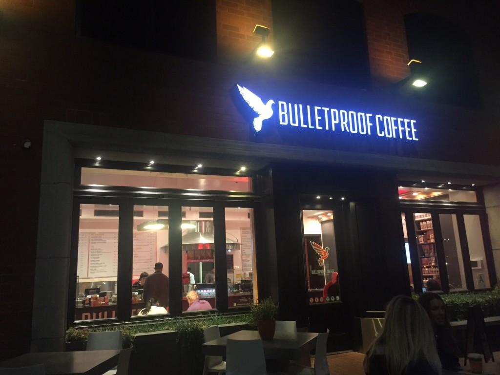 Bulletproof Coffee Shop in Santa Monica 3
