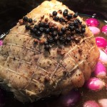Paleo Boneless Pork Roast featured