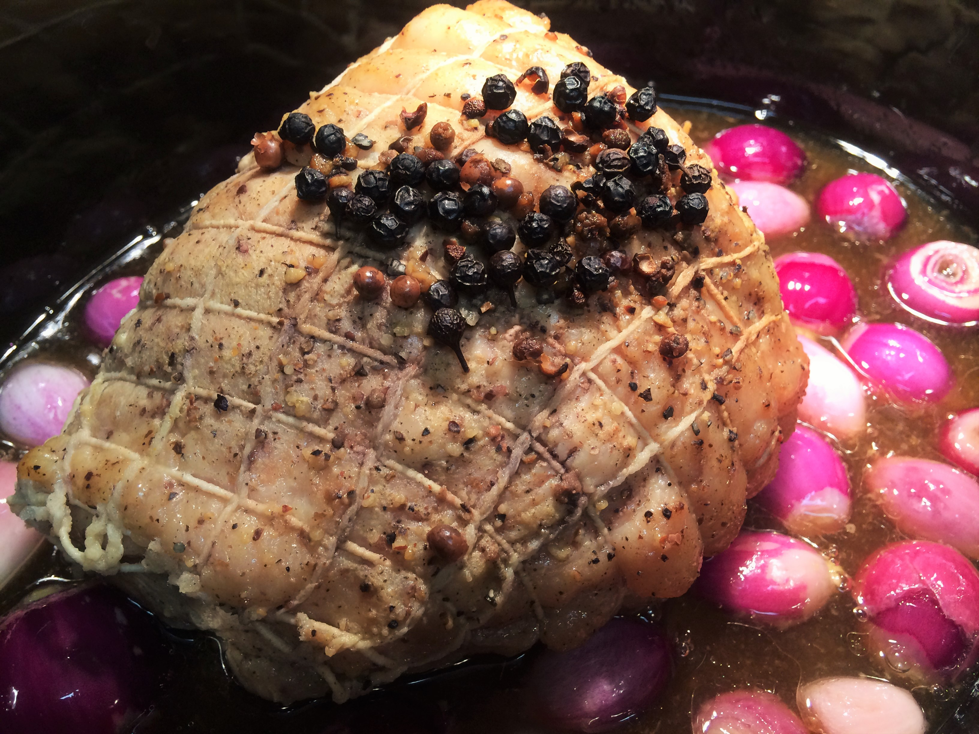 Paleo Boneless Pork Roast featured