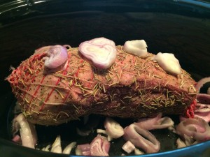 Paleo Leg of Lamb, for Saint Patrick's Day-1