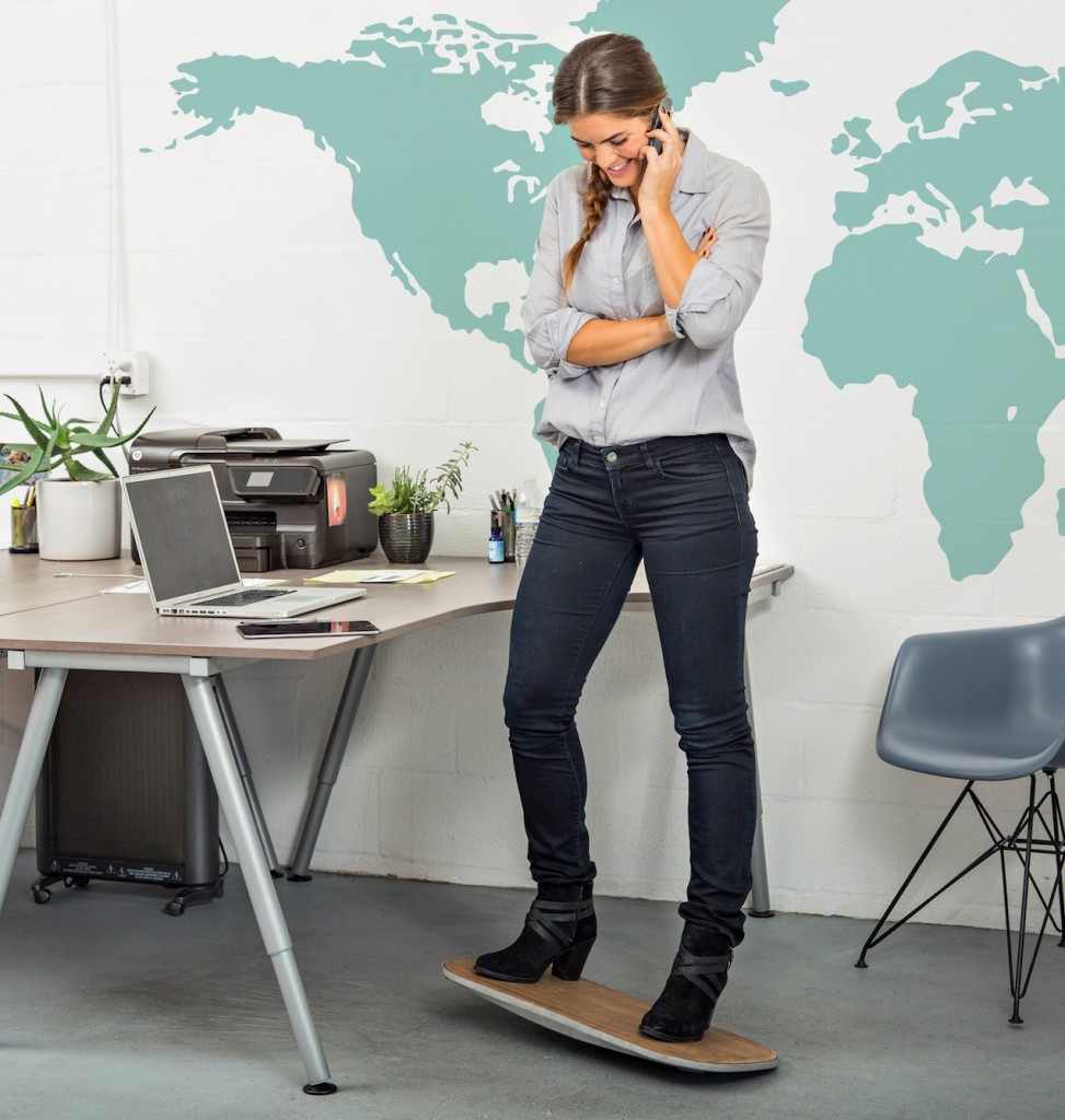"Stand Up Desk – Get a Fluidsta 1nce ""Level"""