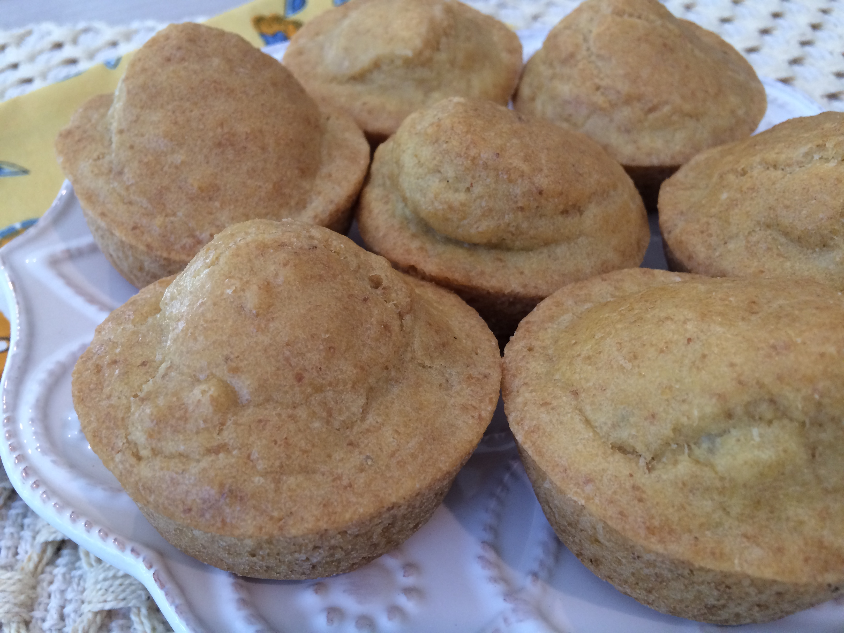 Paleo candida muffins
