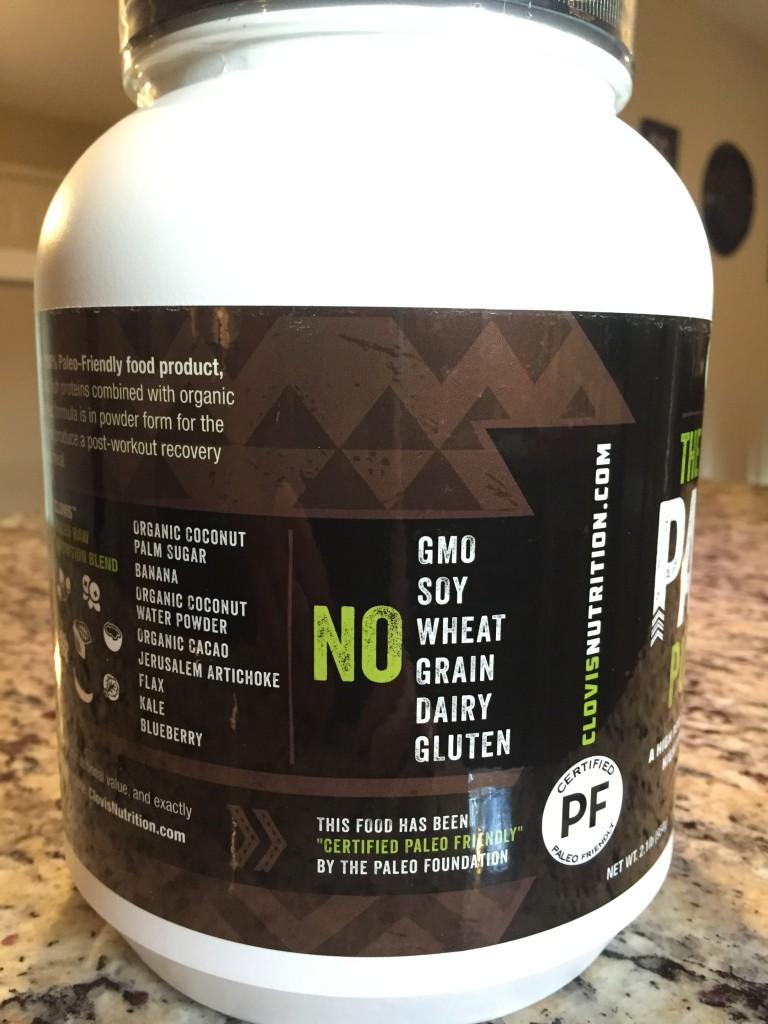 Perfect paleo powder 2