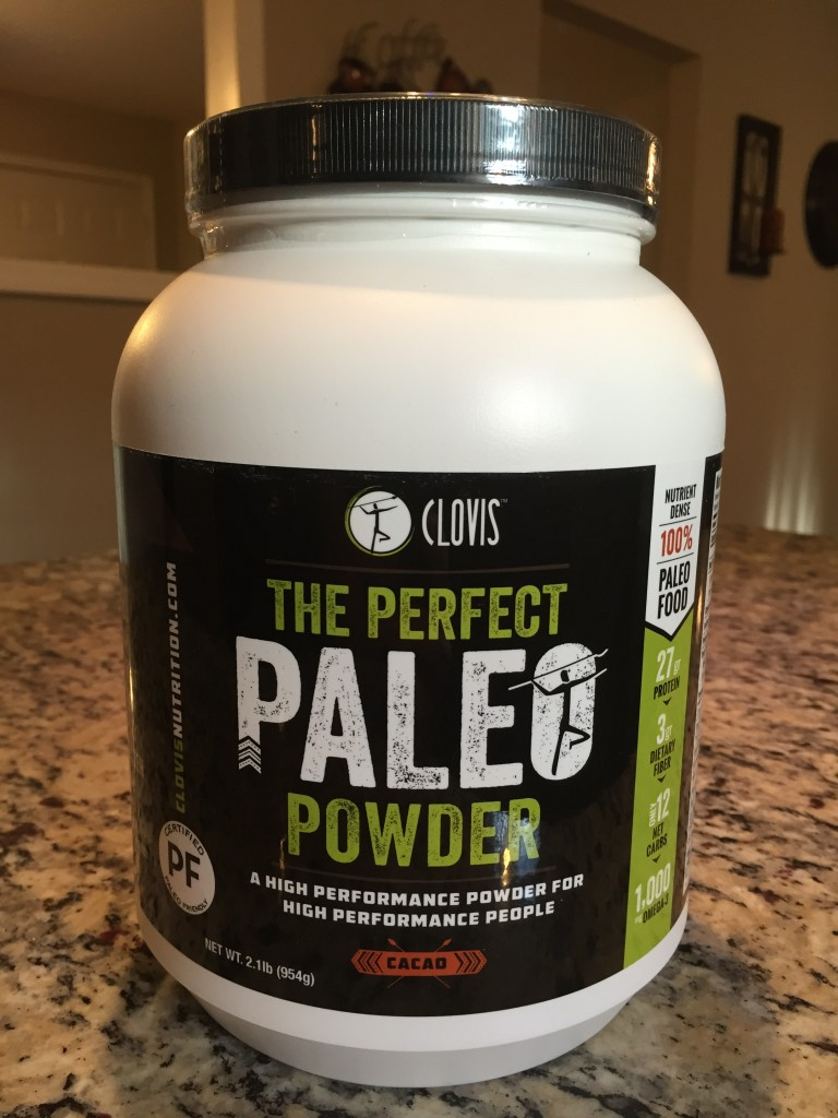 Perfect Paleo Powder featured