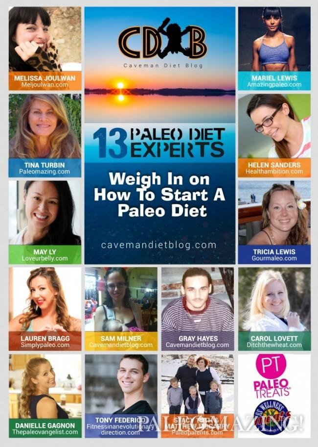 Start a Paleo Diet