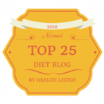 Top 25 Diet Bloggers To Follow in 2016!