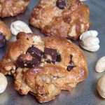 Macadamia Chocolate Chip Cookies featured