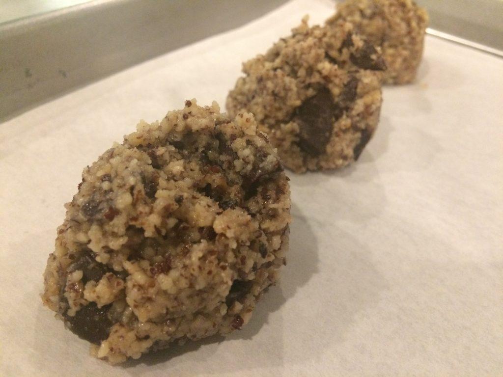 Paleo Oatmeal Cookies 1