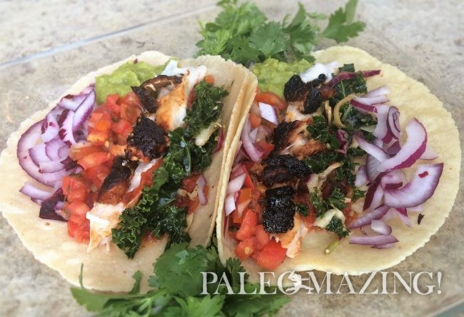 Paleo Tortillas from Siete Foods