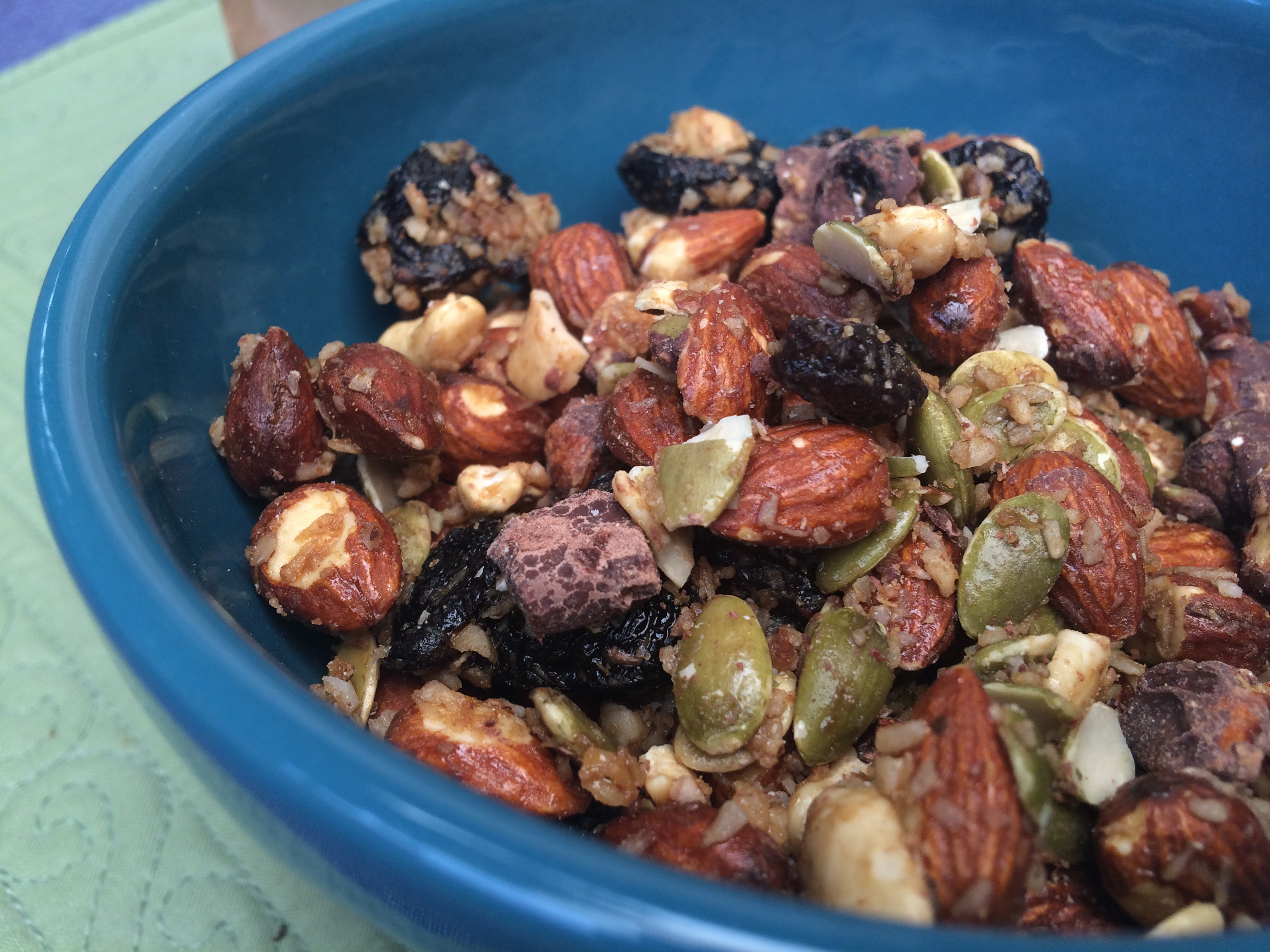 Paleo Sprouted Granolas and Trail Mixes 6