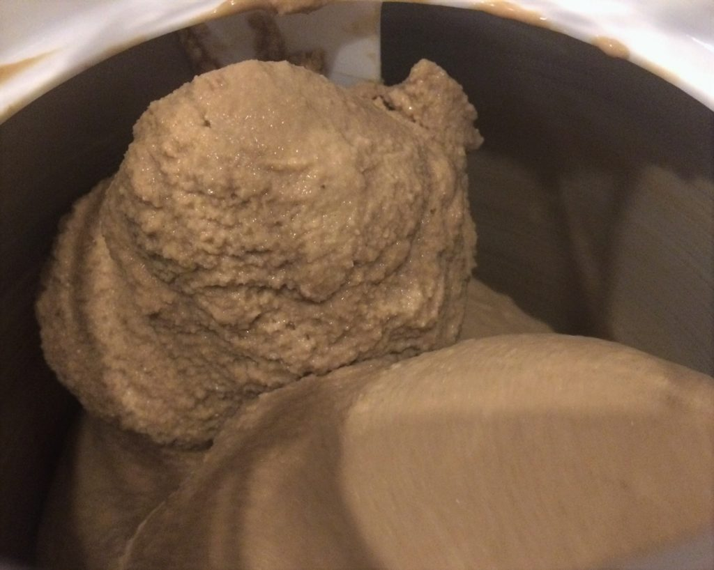 Dairy Free Coffee Ice Cream 1