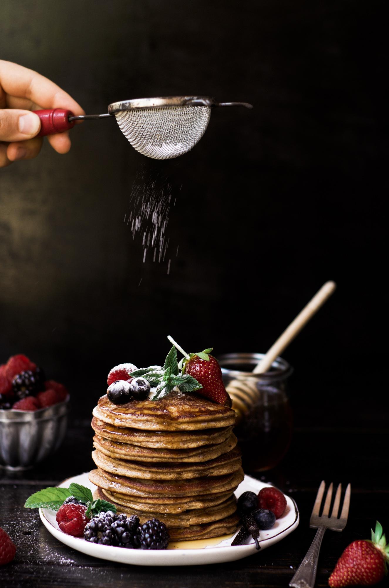 4 Ingredient Paleo Pancakes 1