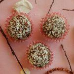 chocolate truffles featured