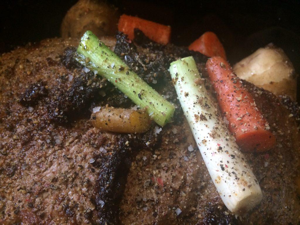 Crock Pot rump roast 2433