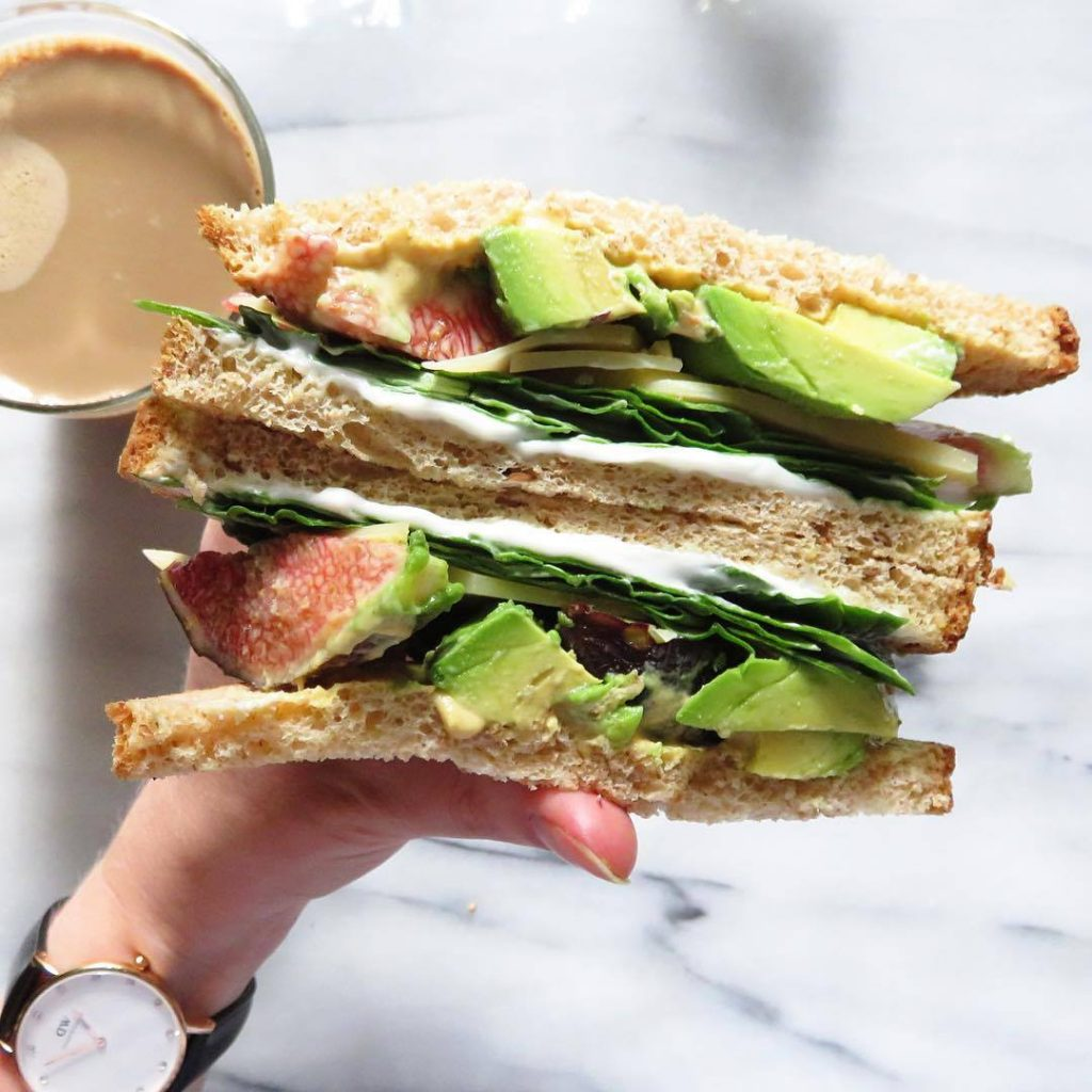 low carb paleo company OMG delicious sandwich