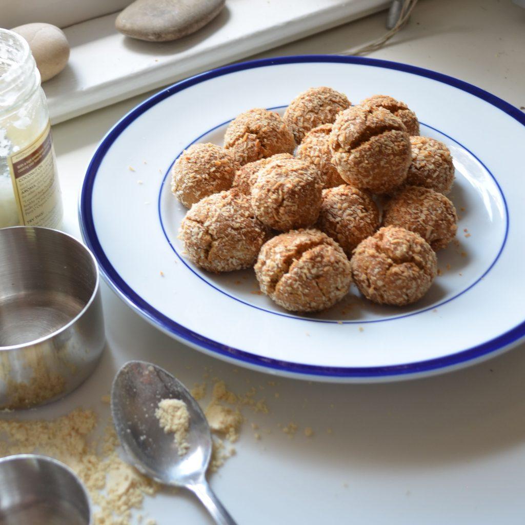 paleo snack bites featured