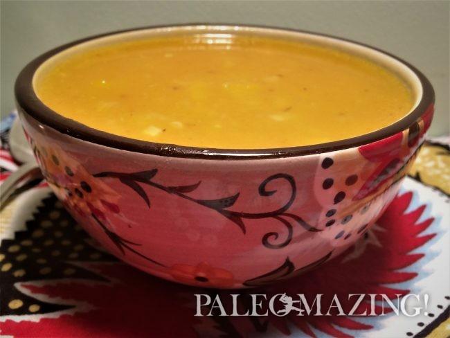 Collagen Butternut Squash Soup
