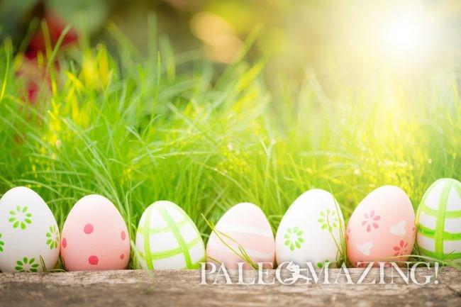 Paleo Easter Cookies