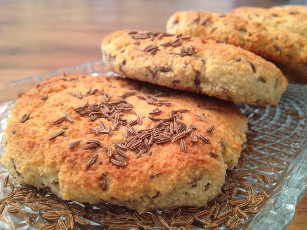 Paleo Caraway Biscuits3