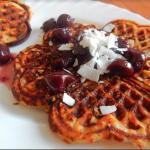 Paleo Waffles with Coconut 1