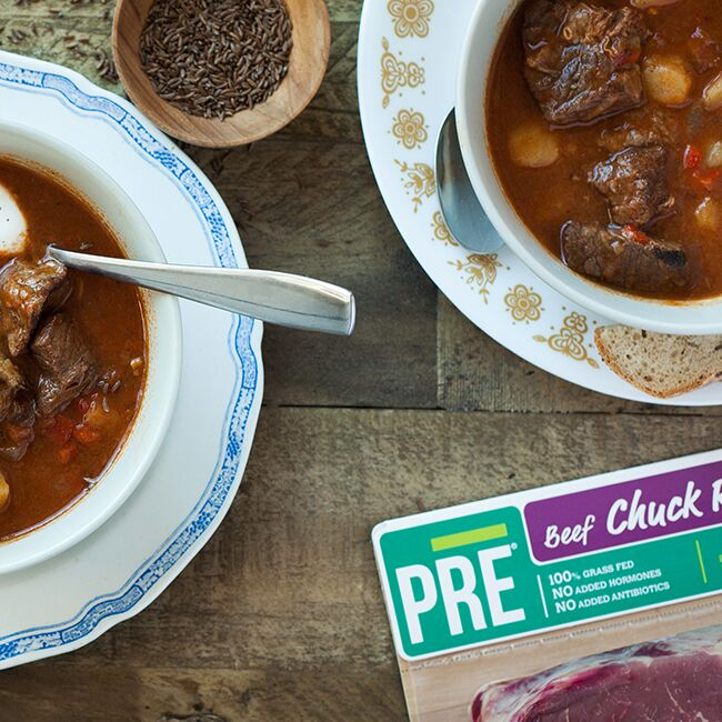 Warm Up Winter with a Grass Fed Beef Goulash 2