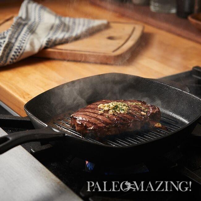 Cold Brew Coffee Marinated Steak
