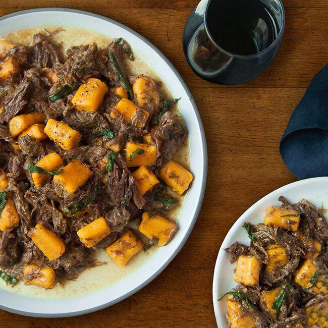 Gnocchi Gone Sweet Potato with PRE Brands 2