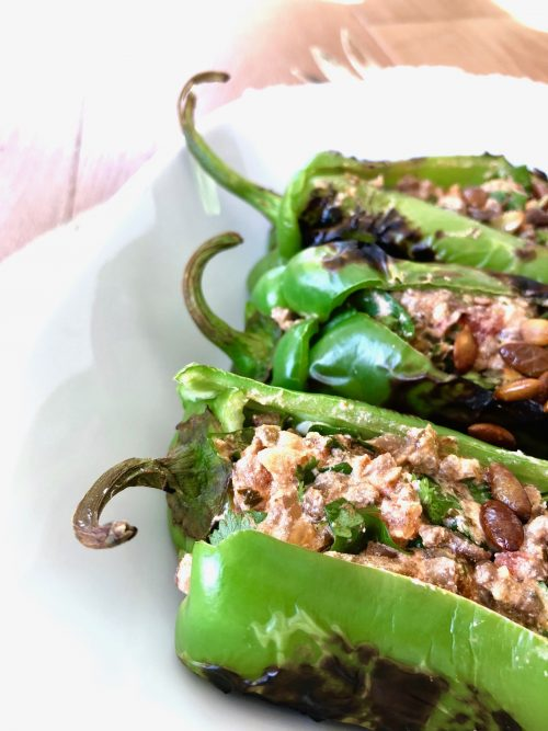 Zesty Mexican Chili Rellenos 2