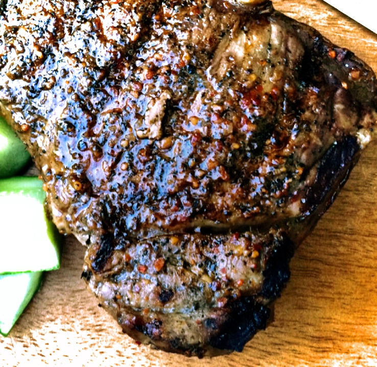 Healthy Hearty Steak Marinade 2